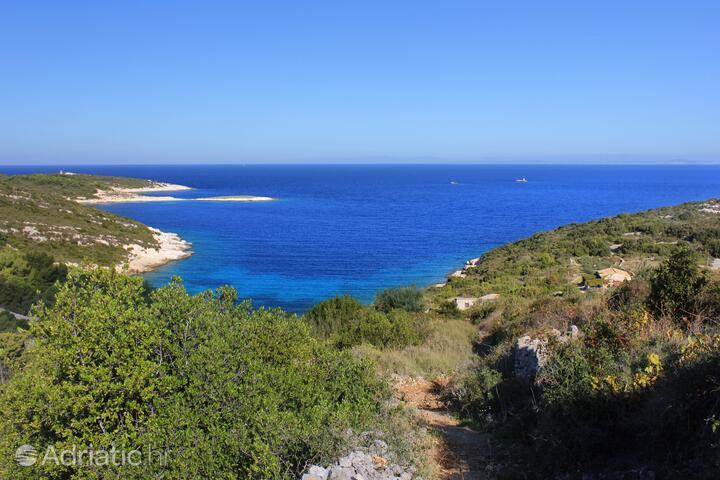 Mala Svitnja bay on the island Vis (Central Dalmatia)