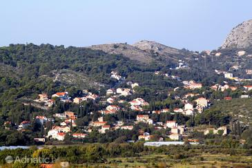 Čibača in riviera Dubrovnik (Južna Dalmacija)