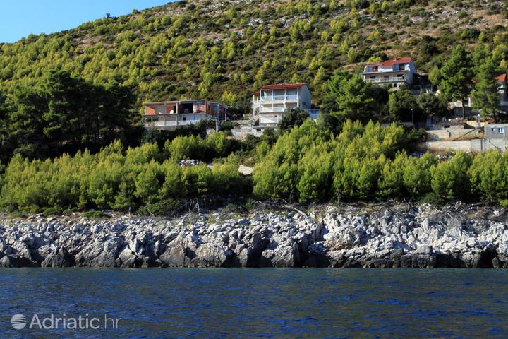 Brna - Vinačac on the island Korčula (Južna Dalmacija)