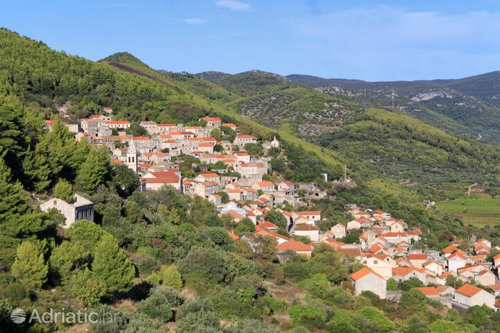 Smokvica on the island Korčula (Južna Dalmacija)