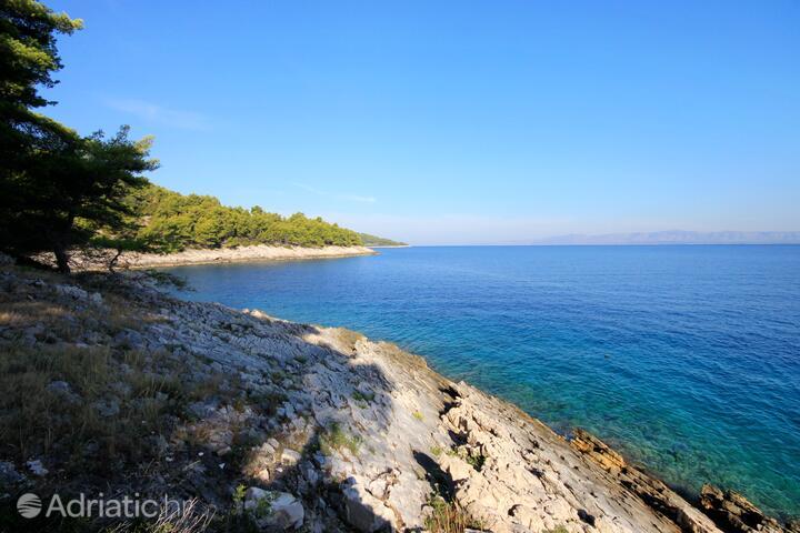 Spiliška na ostrově Korčula (Južna Dalmacija)