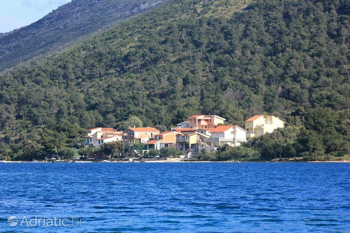 Šparadići на Ривьере Šibenik (Sjeverna Dalmacija)