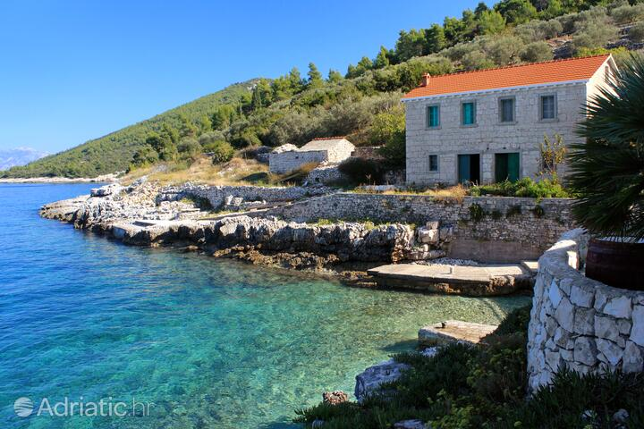 Danca - Babina on the island Korčula (Južna Dalmacija)