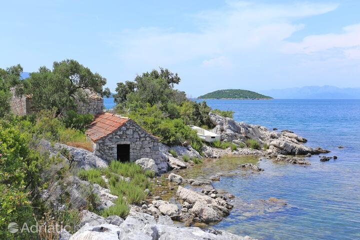 Pještata in riviera Pelješac (Južna Dalmacija)