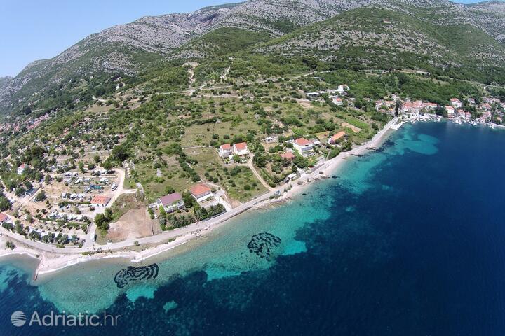 Kučište in riviera Pelješac (Južna Dalmacija)