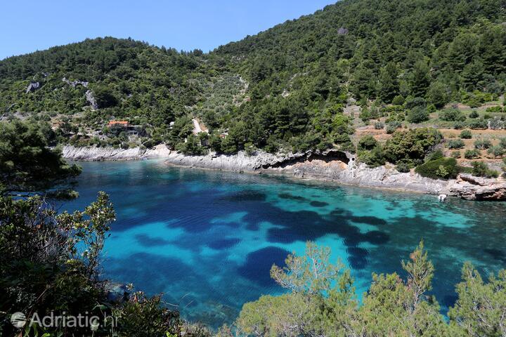 Bačva on the island Korčula (Južna Dalmacija)