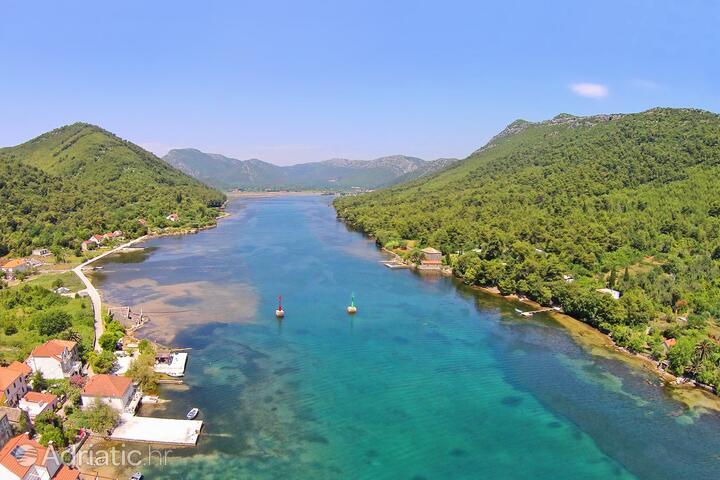 Ston - Supavao pe riviera Pelješac (Južna Dalmacija)