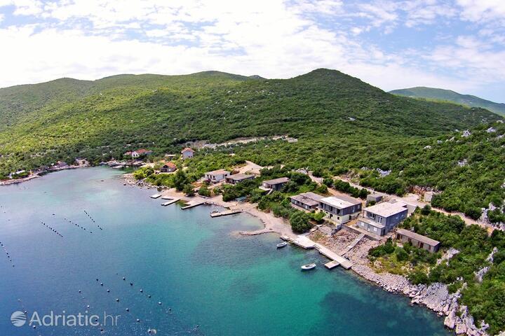 Kabli an der Riviera Pelješac (Južna Dalmacija)