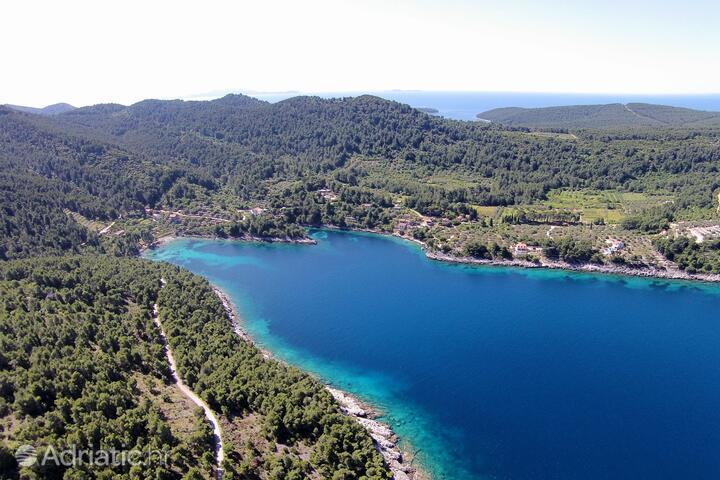 Poplat on the island Korčula (Južna Dalmacija)