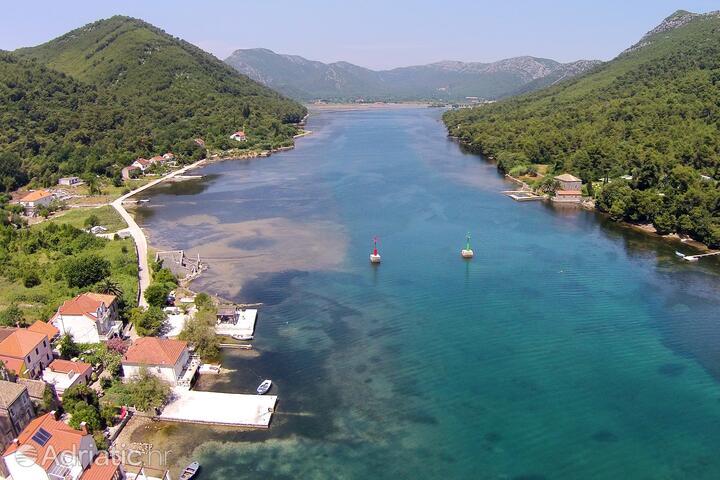 Broce in riviera Pelješac (Južna Dalmacija)