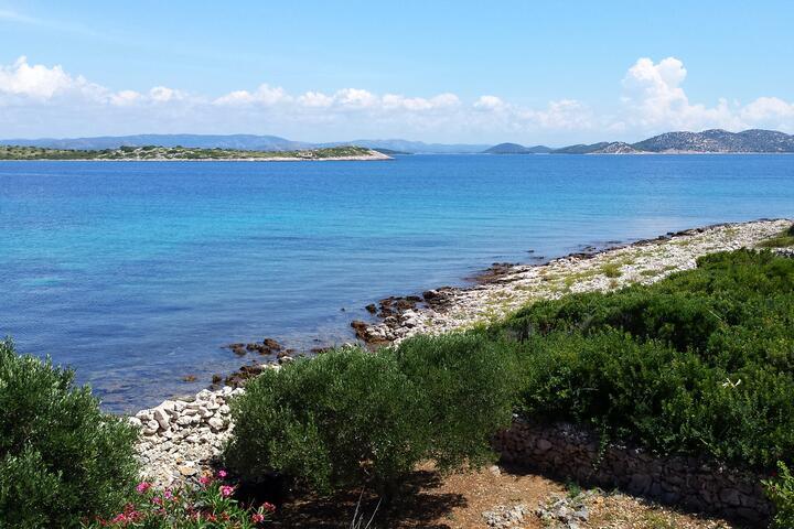 Matuškovica na otoku Pašman (Sjeverna Dalmacija)