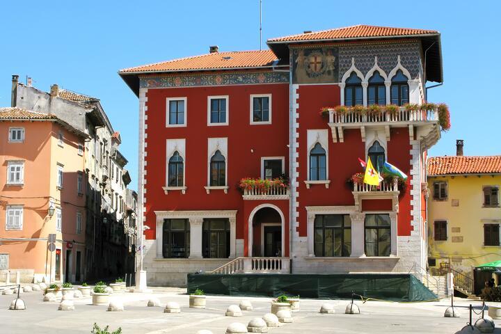 Vodnjan riviéra Fažana (Istra)
