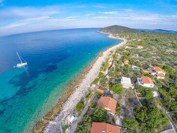 Drvenik Island