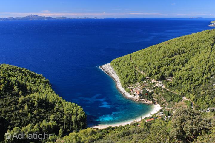 Pupnatska luka on the island Korčula (Južna Dalmacija)