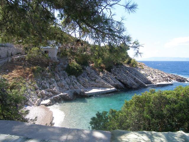 Pakomina na wyspie Hvar (Srednja Dalmacija)