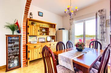 Rogoznica, Столовая в размещении типа apartment, Домашние животные допускаются и WiFi.