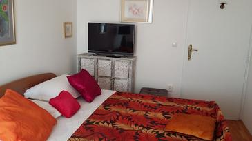 Rogoznica, Bedroom 1 in the room, dopusteni kucni ljubimci i WIFI.