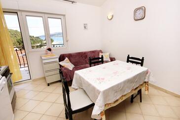 Marina, Ebédlő szállásegység típusa apartment, WiFi .