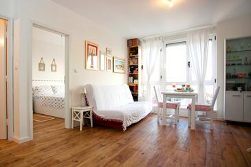 Split, Гостиная в размещении типа apartment, доступный кондиционер, Домашние животные допускаются и WiFi.