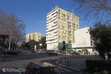Split, Split, Объект 10005 - Апартаменты с песчаным пляжем.