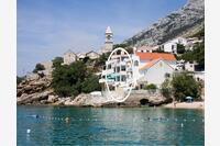 Apartments by the sea Pisak (Omiš) - 1001