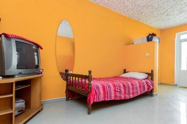 Šparadići, Гостиная в размещении типа apartment, доступный кондиционер.