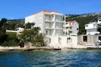Apartments by the sea Klek (Ušće Neretve) - 10031