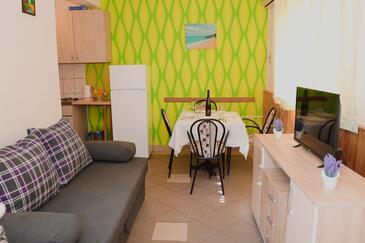 Trpanj, Гостиная в размещении типа apartment, Домашние животные допускаются и WiFi.