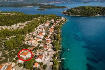 Lumbarda, Korčula, Property 10049 - Apartments by the sea.