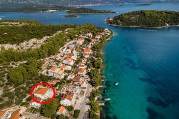 Lumbarda, Korčula, Object 10049 - Appartementen by the sea.