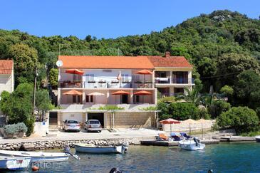 Žrnovska Banja, Korčula, Property 10050 - Apartments by the sea.
