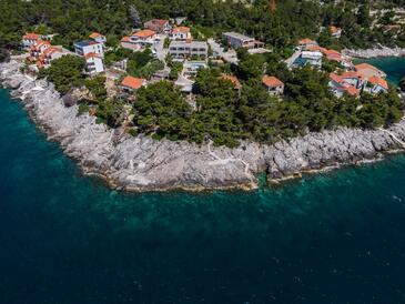 Prižba, Korčula, Property 10056 - Apartments by the sea.