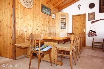 Zavinačac, Dining room in the house, WIFI.