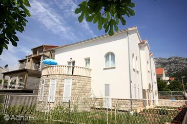 Orebić, Pelješac, Объект 10071 - Апартаменты с песчаным пляжем.