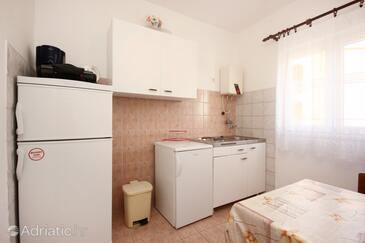 Orebić, Kitchen in the apartment, WIFI.