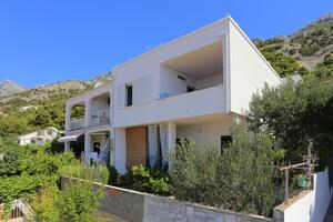 Apartments by the sea Pisak (Omiš) - 1008