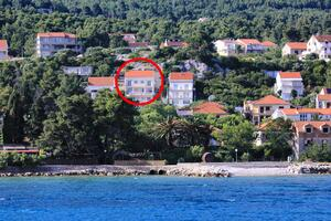 Appartements avec parking Orebic (Peljesac) - 10080