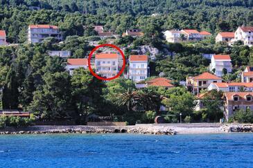 Orebić, Pelješac, Property 10080 - Apartments with pebble beach.