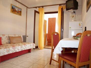 Orebić, Столовая в размещении типа apartment, WiFi.