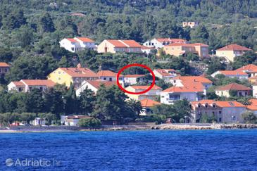 Orebić, Pelješac, Property 10096 - Apartments with pebble beach.