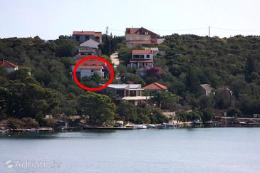 Nečujam, Šolta, Объект 101 - Апартаменты вблизи моря.