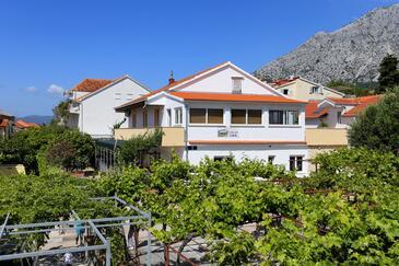 Orebić, Pelješac, Obiekt 10102 - Apartamenty ze żwirową plażą.