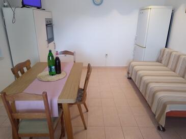 Velika Prapratna, Столовая в размещении типа apartment, Домашние животные допускаются и WiFi.