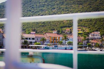Trpanj, Pelješac, Property 10107 - Apartments near sea with pebble beach.