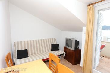 Viganj, Camera de zi în unitate de cazare tip apartment, animale de companie sunt acceptate şi WiFi.