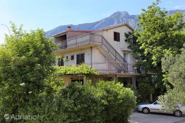 Orebić, Pelješac, Объект 10118 - Апартаменты с галечным пляжем.