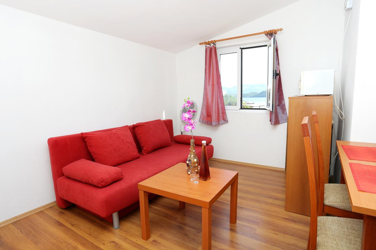 Holiday apartment im Ort }uronja (Peljeaac), Kapazität 2+3 (1495745), Putnikovic, Island of Peljesac, Dalmatia, Croatia, picture 2