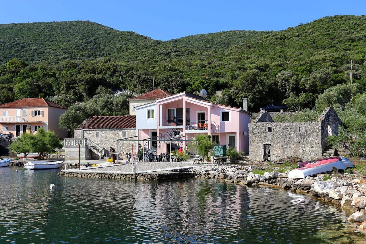 Holiday apartment im Ort }uronja (Peljeaac), Kapazität 2+3 (1495745), Putnikovic, Island of Peljesac, Dalmatia, Croatia, picture 1
