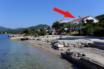 Drače, Pelješac, Property 10130 - Apartments by the sea.