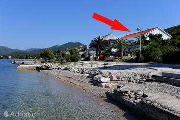 Drače, Pelješac, Property 10130 - Apartments by the sea.